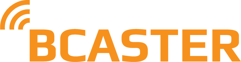 BCaster logo – small PNG